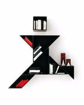 libreria nera