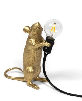 [SELETTI MOUSE GOLD STEP 15070]