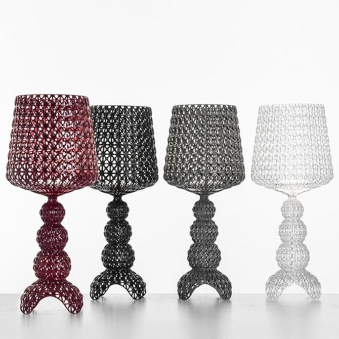 Mini Kabuki - Lampada da tavolo con dimmer