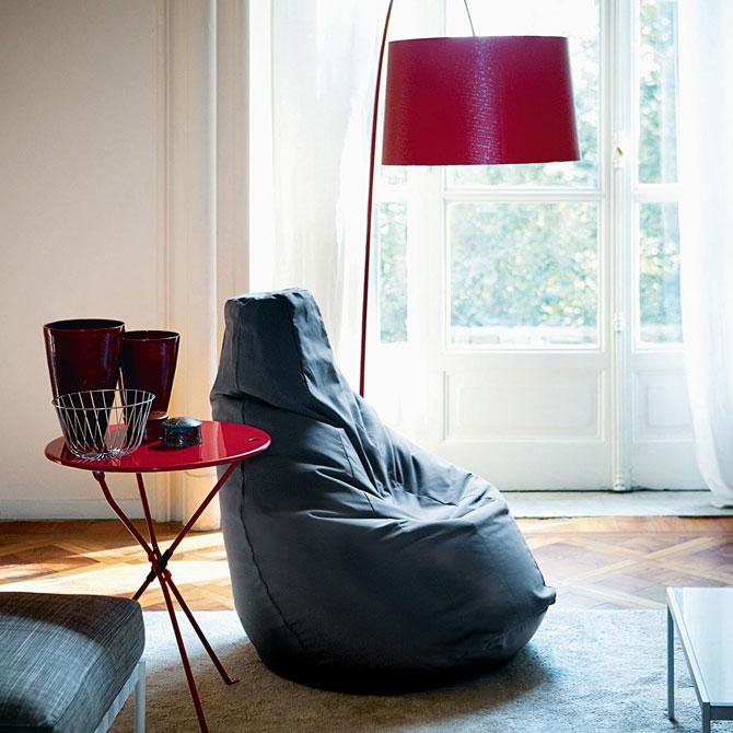 Pouf Zanotta.Sacco Pouf Anatomico Zanotta Design Acquista Online Su Dtime