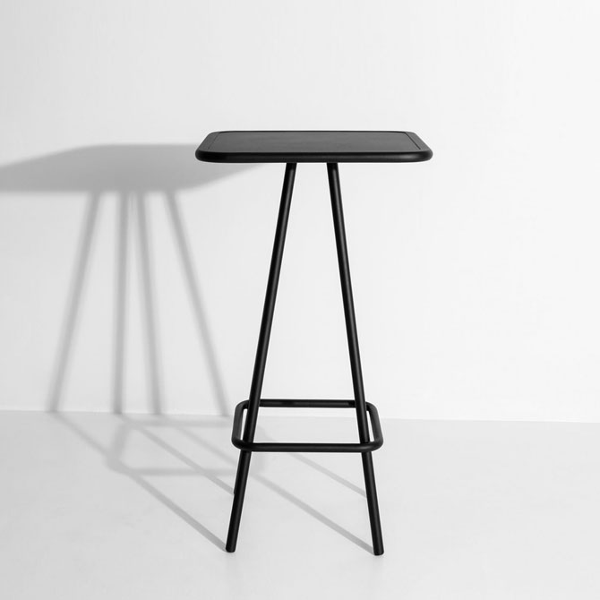 High-bar-table