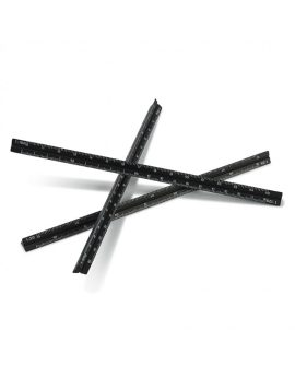 [KUTCH MINI RIGHELLO TRIANGOLARE RULER 15 CM CINQPOINTS]